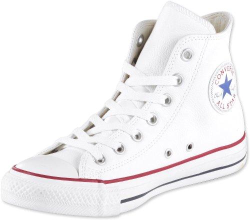 Converse Leder Chucks - CT HI 132169 - White, Schuhgröße:39