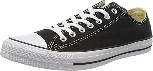 CONVERSE Chuck Taylor All Star Seasonal Ox, Unisex-Erwachsene Sneakers, Schwarz (Black), 41 EU