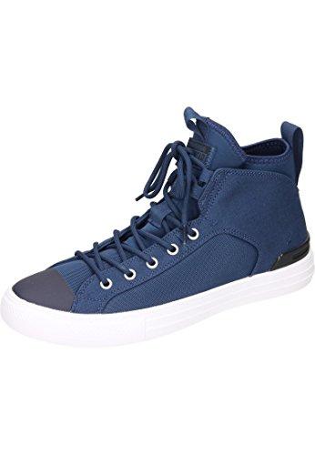 Converse Herren CTAS Ultra MID Hohe Sneaker, Blau (Navy/Black/White), 45 EU