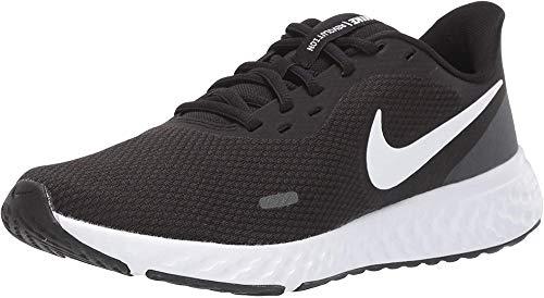 Nike Damen Revolution 5 Running shoes, Schwarz, 39 EU