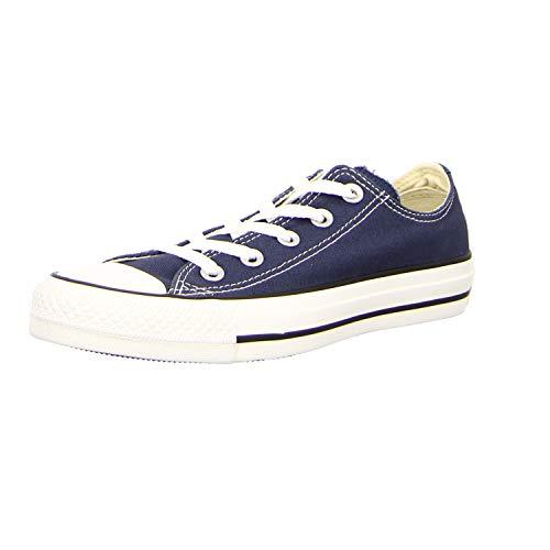Converse Unisex-Erwachsene Chuck Taylor All Star-Ox Low-Top Sneakers, Blau (Navy), 36 EU