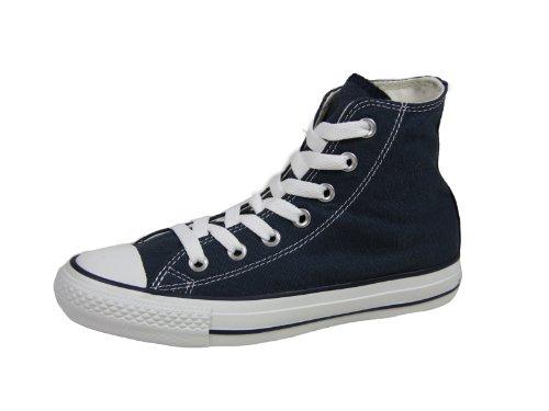 Converse Chuck Taylor All Star, Unisex-Erwachsene Hohe Sneakers, Blau (Navy Blue), 42 EU