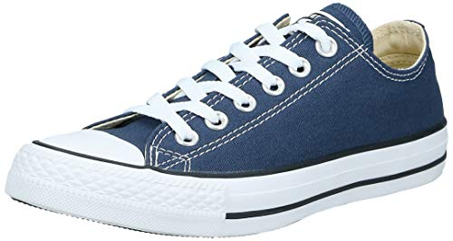 Converse Chuck Taylor All Star Seasonal Farben Ox Unisex 39.5 EU, Blau Navy