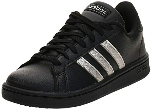adidas Grand Court EE8133; Womens Sneakers; EE8133_39 1/3; Black; 39 1/3 EU (6 UK)