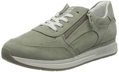 MARCO TOZZI Damen by Guido Maria Kretschmer 2-2-83704-26 Sneaker, Moss, 39 EU