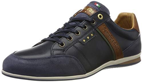 Pantofola d'Oro Herren Roma Uomo Low Sneaker, Blau (Dress Blues .29y), 45 EU