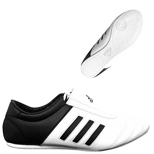 adidas ADI-Kick-Training-Schuhe - weiß schwarz UK 7 - EU 40.5