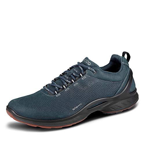 ECCO Herren BIOM FJUEL Trekking- & Wanderhalbschuhe Sneaker, Blau (Navy 11058), 42 EU