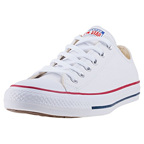 Converse Unisex-Erwachsene Chuck Tailor All Star Sneaker, Weiß (Blanc), 43 EU
