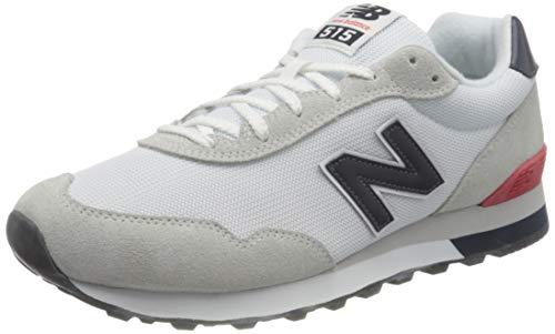 New Balance Herren 515v3 Sneaker, Grau (Summer Fog), 44 EU