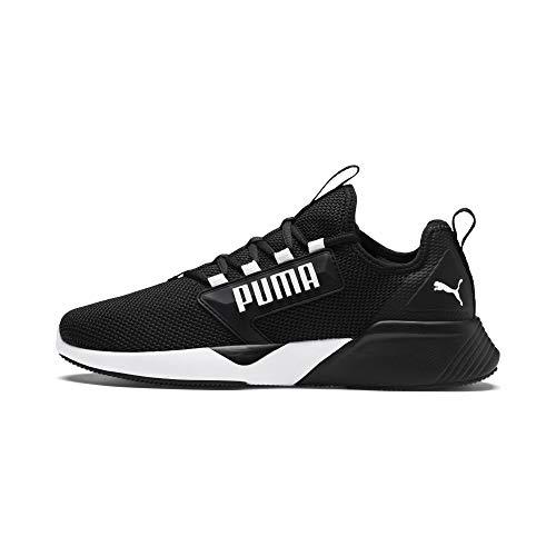 PUMA Herren 192340-01_41 Sneakers, Black, EU