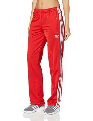 adidas Originals Damen Firebird Trainingshose Rot S (34)