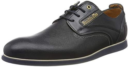Pantofola d'Oro Herren Urbino Uomo Low Derbys, Blau (Dress Blues .29y), 41 EU