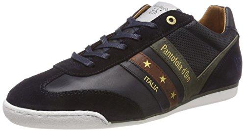 Pantofola d'Oro Herren VASTO Uomo Low Sneaker, Blau (Dress Blues .29Y), 46 EU
