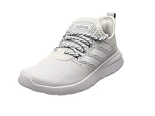 adidas Damen LITE Racer RBN Fitnessschuhe, Weiß (Ftwbla/Ftwbla/Grinat 000), 40 EU