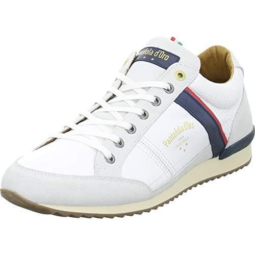 Pantofola d'Oro Herren Sneaker Low Matera Uomo Low,Bright White (10201031.1fg),42 EU