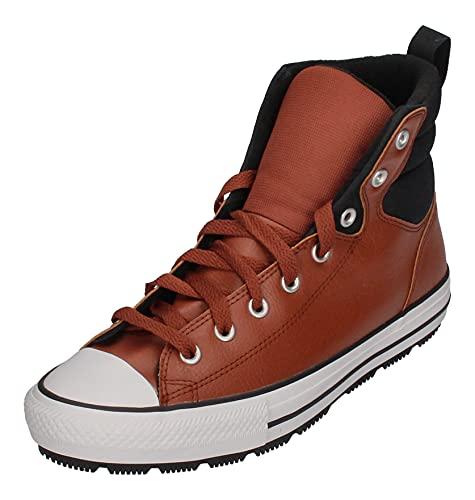Converse Chuck Taylor All Star Berkshire Boot - Cedar Bark/Weiß/Schwarz Kunstleder