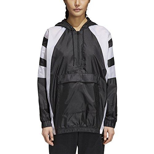 adidas Originals Damen F1725W147 Windjacke - schwarz - X-Klein