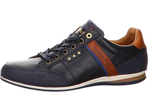Pantofola d'Oro Herren Sneaker Low Roma Uomo Low,Dress Blues (10201027.29y),46 EU