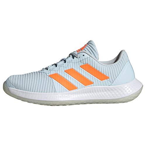 adidas Damen ForceBounce W Sneaker, Matcie/Narsen/Ftwbla, 40 2/3 EU