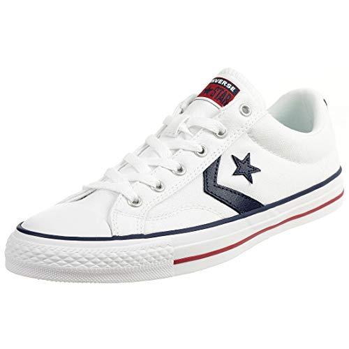 Converse Sneaker Star Player OX 144151C Weiß, Schuhgröße:42