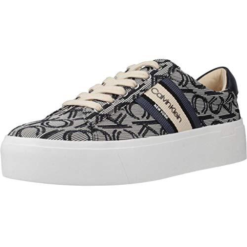 Calvin Klein Sneaker Low Jinjer Blau Damen - 41 EU