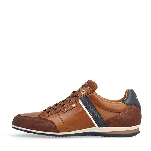 Pantofola d'Oro Herren Sneaker Low Roma Uomo Low, 43 EU, Tortoise Shell (10201027.jcu)
