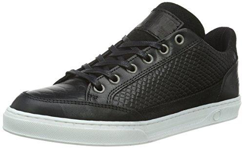 Bullboxer Damen 354M25932A Sneakers, Schwarz (Pybw), 40 EU