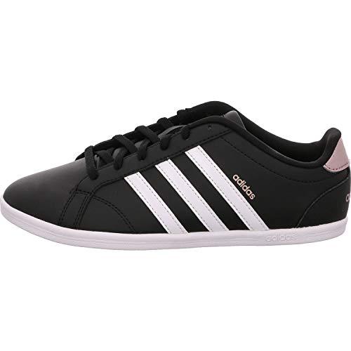 adidas Damen Coneo QT Fitnessschuhe, Schwarz (Negbas/Ftwbla/Grmeva 000), 38 EU