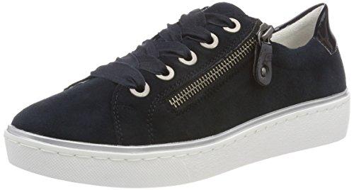 Remonte Damen R5501 Sneaker, Blau (Pazifik/Marine), 36 EU