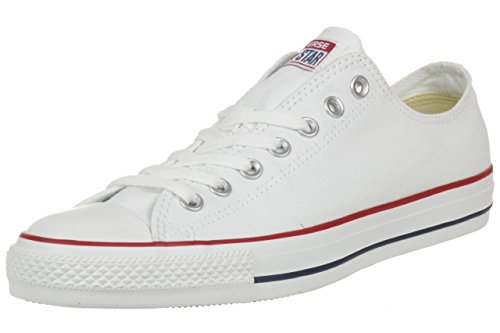 Converse Chuck Taylor All Star Ox Optical Weiß Segeltuch