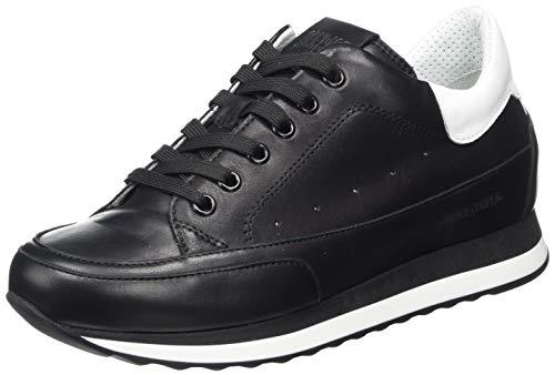 Candice Cooper Damen Houston Sneaker, Schwarz (Nero Vitello), 40 EU