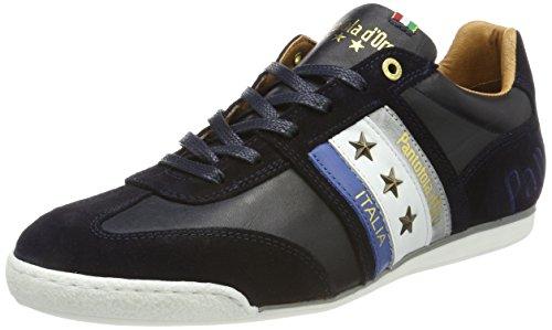 Pantofola d'Oro Herren Imola Uomo Low Sneaker, Blau (Dress Blues), 41 EU