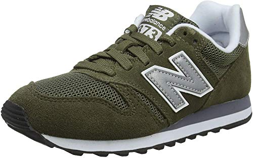 New Balance Herren 373 Core Sneaker Low-top, Grün (Olive), 44 EU