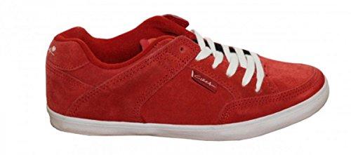 Circa Skateboard Damen Schuhe 205 Vulc Red Sneakers Shoes, Schuhgrösse:37