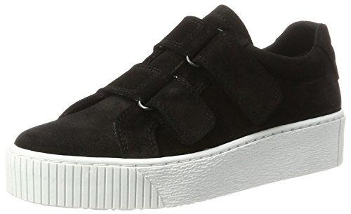 Tamaris Damen 24661 Sneakers, Schwarz (Black 001), 41 EU