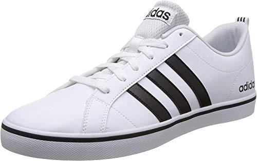 adidas Herren VS Pace Sneaker, Mehrfarbig (Ftwbla/Negbás/Azul 000), 42 2/3 EU