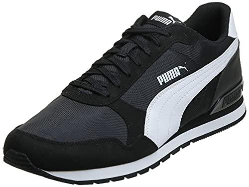 PUMA Unisex ST Runner v2 NL Sneaker, Schwarz, 42 EU