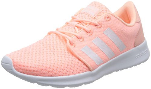 adidas Damen Sneaker Cloudfoam QT R. UK AW4005 orange 252726