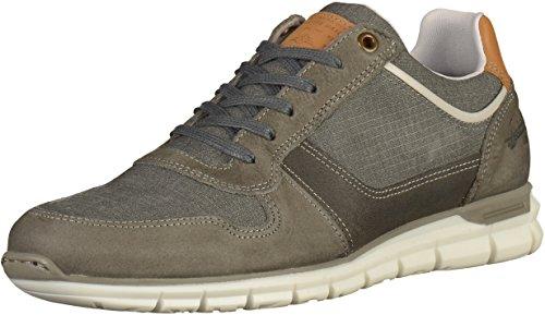 BULLBOXER 215K26343AT322SU10 Herren Sneakers Grau, EU 43