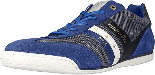 Pantofola d'Oro Herren Sneaker Low Vasto NB Uomo Low Loreto, Olympian Blue, 47 EU