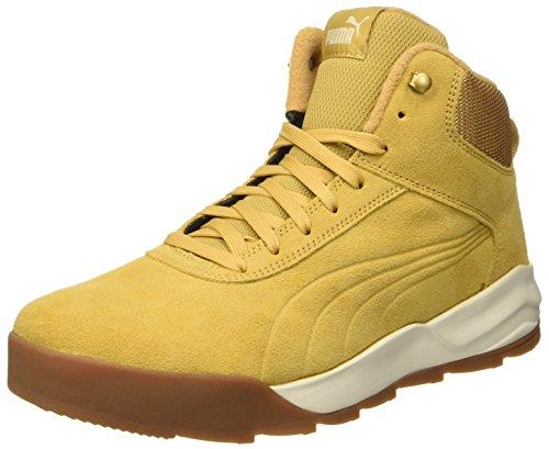Puma Unisex-Erwachsene Desierto Sneaker Schneestiefel, Beige (Taffy 01), 45 EU