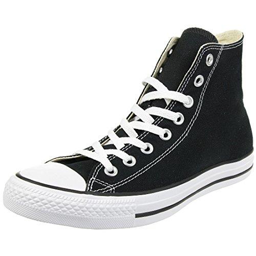 Converse All Star OX Größe 39 EU Schwarz (schwarz)