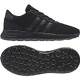 adidas Unisex-Kinder Lite Racer Sneaker, Mehrfarbig (Black 001), 36 2/3 EU