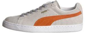 Puma Sneaker Suede Classic grau orange