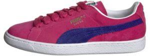 Puma Suede Classic Sneaker low violett lila rot