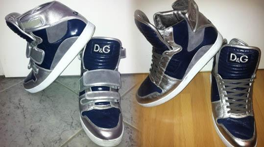 D&G Sneakers tuned