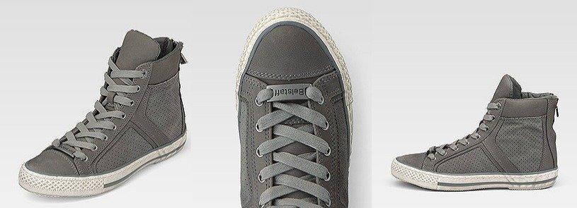 Belstaff Sneakers Special: Teil 1