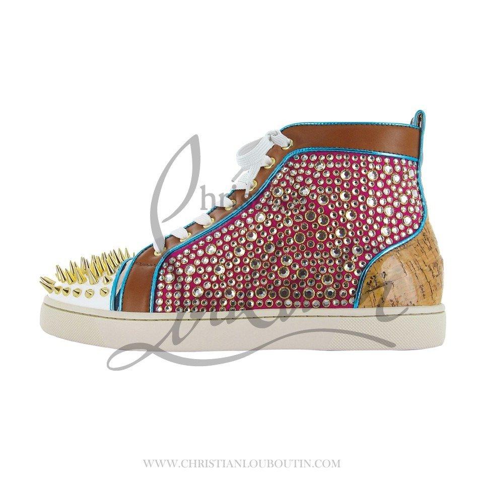 "Sneaker der Zukunft – der Christian Louboutin ""No Limit"""