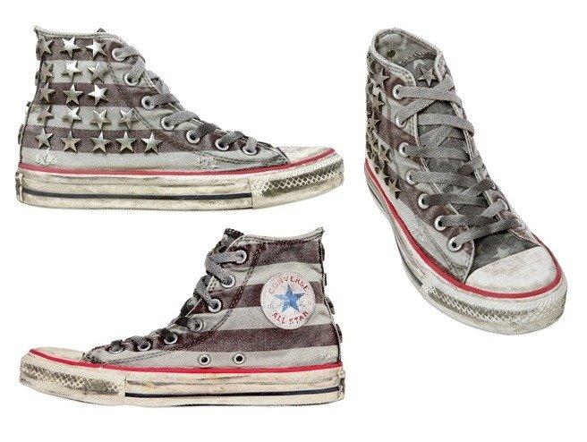 Nieten Sneakers - im Winter 2012 und Sommer 2013